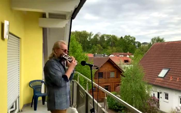 Balkon Konzert 5 #Coro NO! – Video