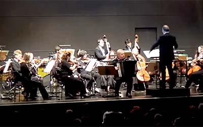 Kammerphilharmonie Orchester Frankfurt & Vassily Dück – Video